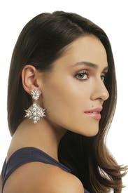 Clarity Earring by Erickson Beamon
