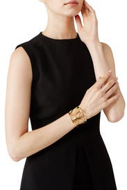 Gold Maya Cuff by Gorjana Accessories
