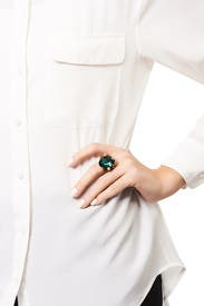 Naveen Cocktail Ring by Oscar de la Renta