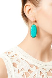 Turq Deily Earrings by Kendra Scott