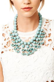 Candy Apple Necklace by Slate & Willow Accessories