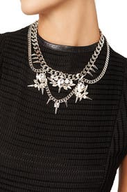 Classique Bib Necklace by Fallon Accessories