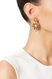 Issey Earrings by Elizabeth Cole