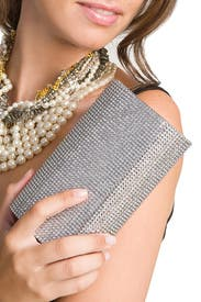 Rock N' Roll Clutch by Judith Leiber