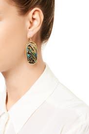 Abalone Deily Earrings by Kendra Scott