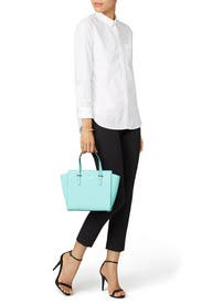 Blue Cedar Street Small Hayden Bag by kate spade new york accessories