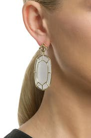 Slate Della Earring by Kendra Scott