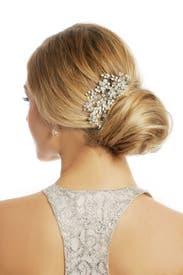 Luminous Laurel Comb by RTR Bridal Accessories