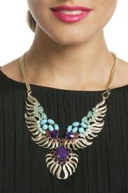 Fenton Phoenix Necklace by Kendra Scott