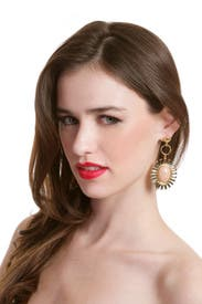 Primrose Regal Drop Earrings by Rachel Leigh