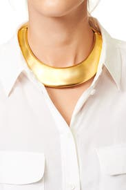 Valley of the Kings Collar by Kenneth Jay Lane