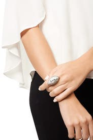 Diamonds are Forever Ring by Tova