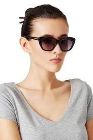 Black Smith Sunglasses by Elizabeth and James Accessories