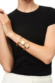 Brass Comet Cuff by Pamela Love