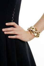 Great Barrier Bracelet by Oscar de la Renta