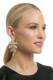 Frannie Earrings by Courtney Lee