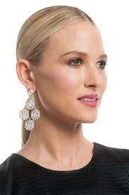 Slate Lorraine Earring by Kendra Scott