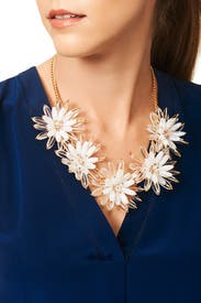 Wildflower Necklace by Slate & Willow Accessories