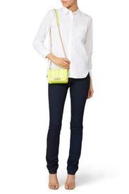 Neon Love Crossbody Bag by Rebecca Minkoff Accessories