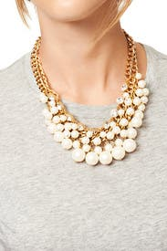 Ladies Who Lunch Necklace by Slate & Willow Accessories