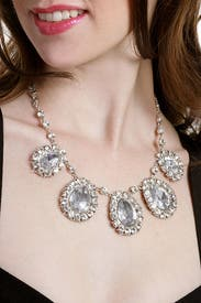 Crystal Envy Necklace by Badgley Mischka Jewelry