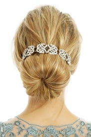 Save The Date Headband by RTR Bridal Accessories