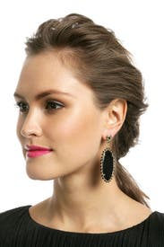 Black Dalton Earring by Kendra Scott