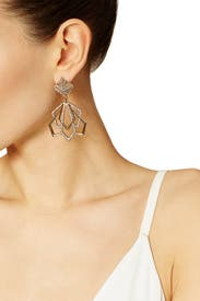 Portico Statement Earrings by Lulu Frost