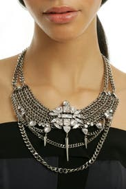 Bond St Statement Necklace by Henri Bendel