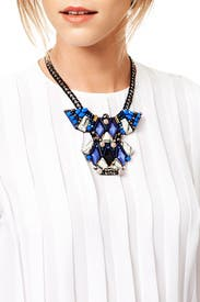 Rafia Necklace by Nocturne