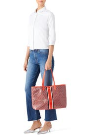 5426618aa Samba Gemini Link Tote by Tory Burch Accessories for $30 | Rent the Runway