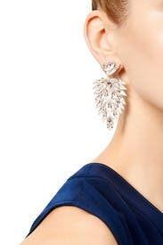 Crystal Phoenix Earrings by Tova