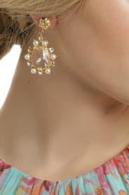 Empire of the Sun Earrings by Gerard Yosca