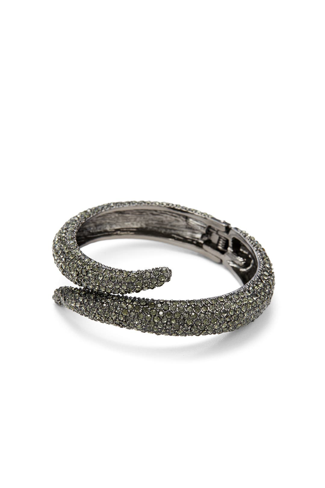 6b752242ce23f0 Black Diamond Pave Bracelet by Slate   Willow Accessories for  10 ...