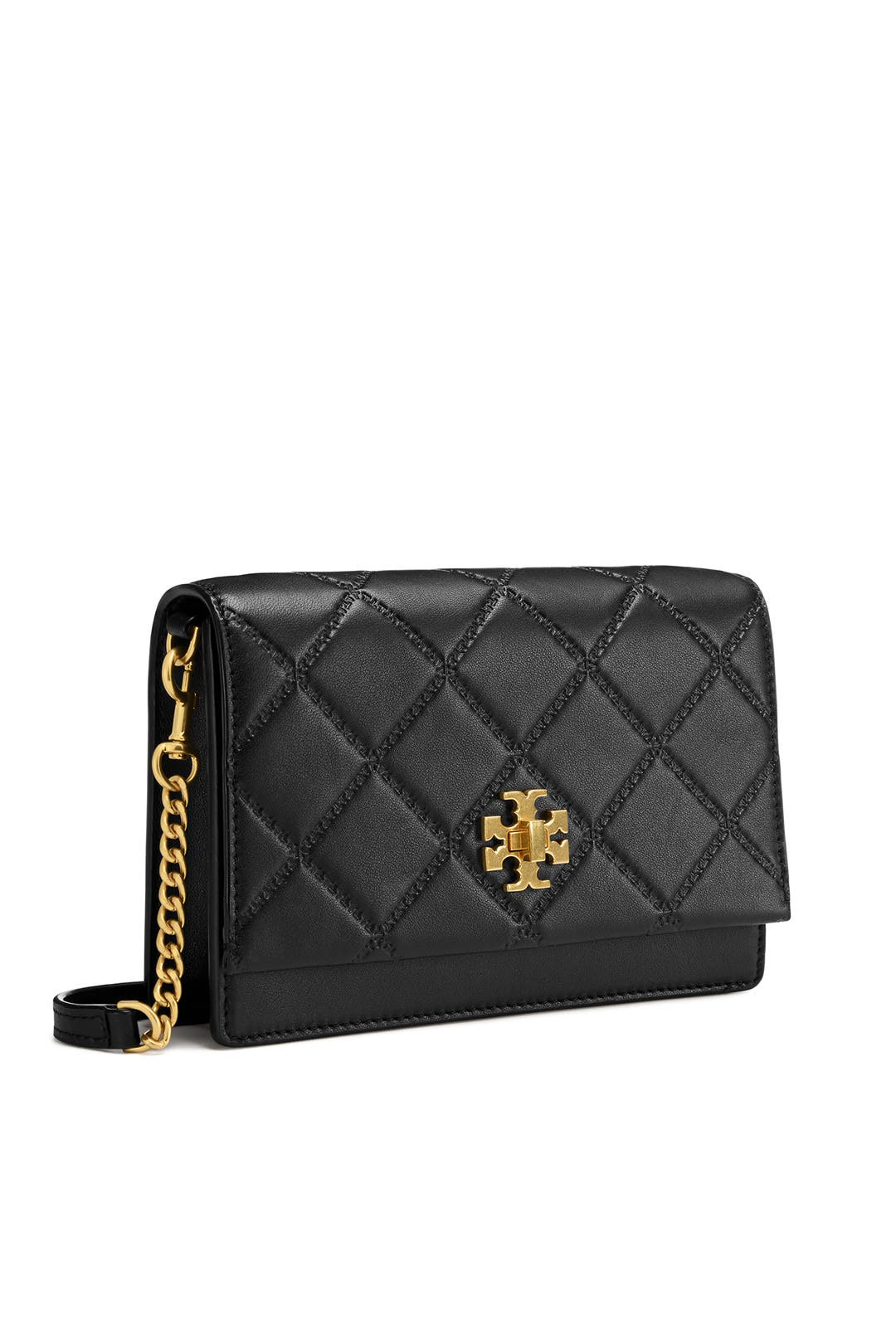 67d0ab61adf8 Tory Burch Accessories. Read Reviews. Quilted Georgia Mini Bag