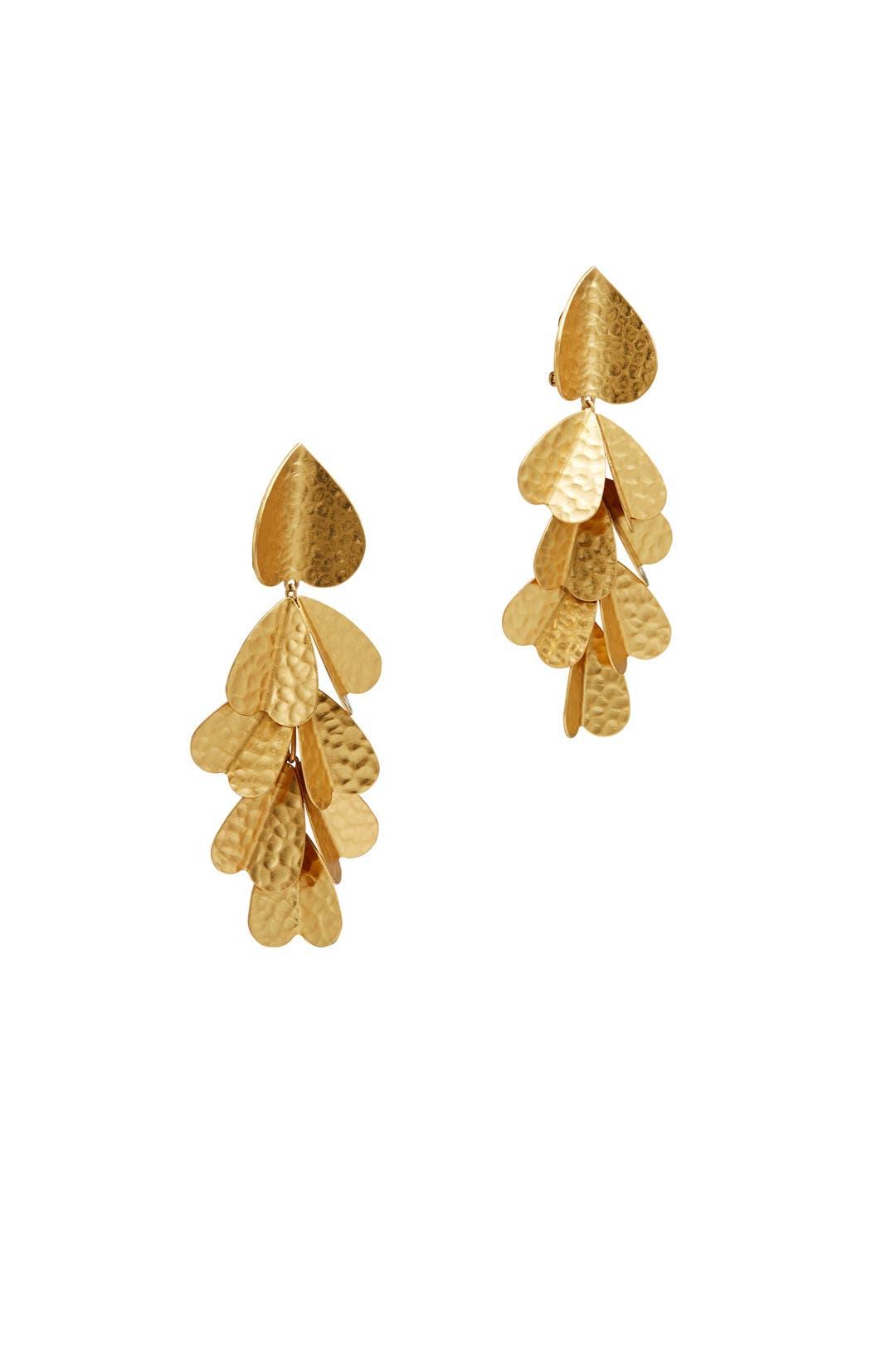 cf1ad33e0aa02 kate spade new york accessories Petal Statement Earrings