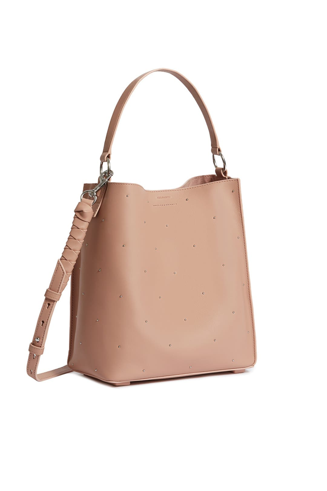 AllSaints. Read Reviews. Nude Kathi NS Studded Tote d19264741bc7d