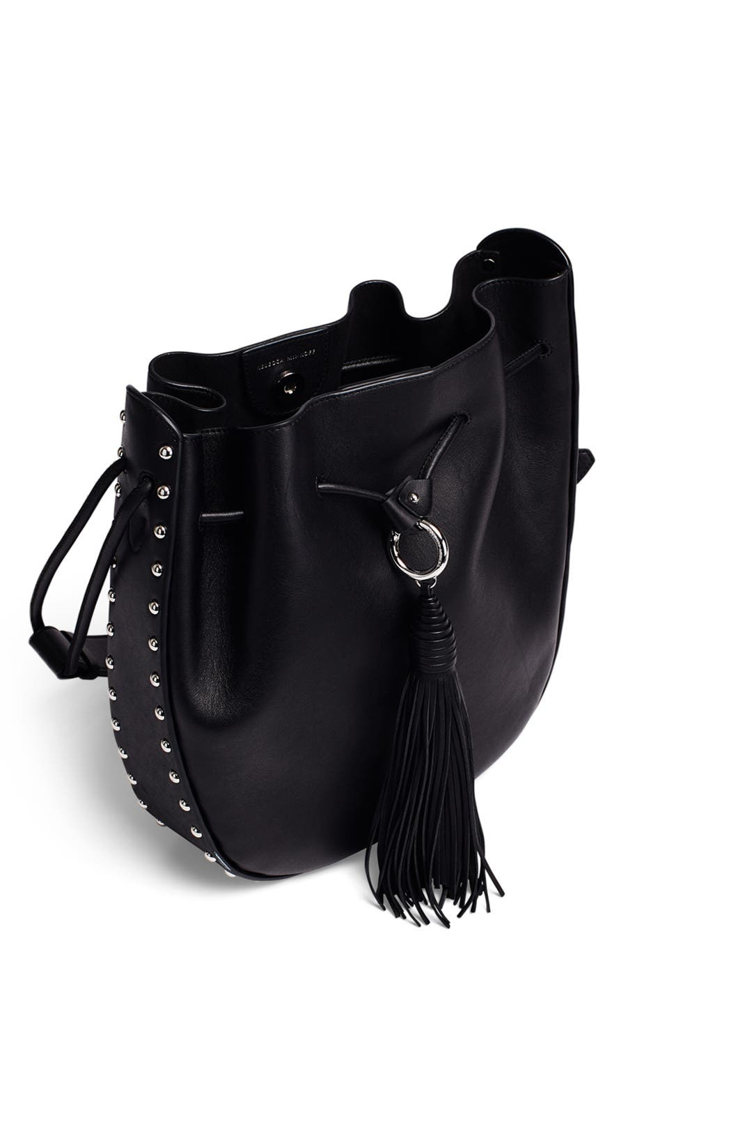 Lulu Contour Stud Shoulder Bag by Rebecca Minkoff Accessories for  55    Rent the Runway 6c08267972