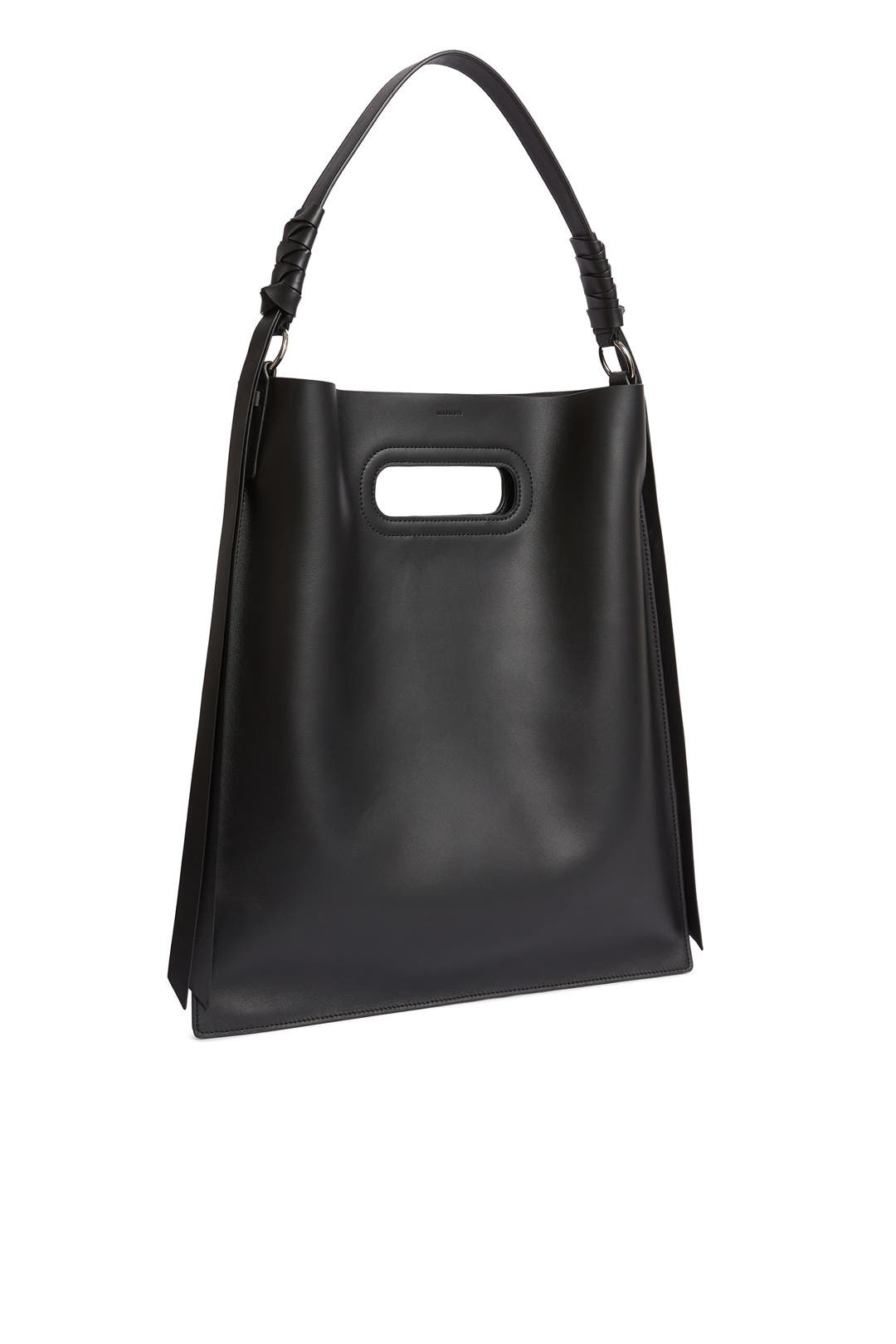 Black Voltaire Hobo Bag by AllSaints for  60   Rent the Runway 99ee88f1f9