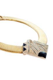 Ziggurat Collar by Ciner