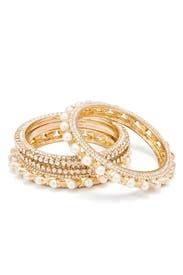 Keira Bracelets by Chamak by Priya Kakkar