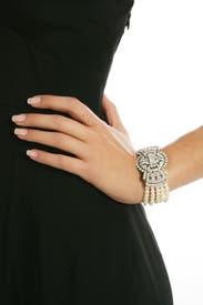 Blushing Bride Bracelet by Ben-Amun