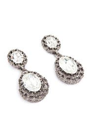 Marry Me Teardrop Earrings by Ciner