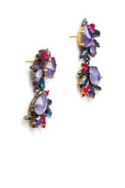 Fantasia Earrings by Erickson Beamon