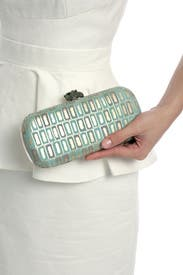 Newly Minted Clutch by House of Harlow 1960