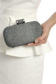 Gravel Clutch by Halston Heritage Handbags