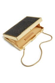 Corsica Scale Clutch by Inge Christopher