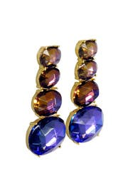 Bewitching Hour Earrings by Kenneth Jay Lane