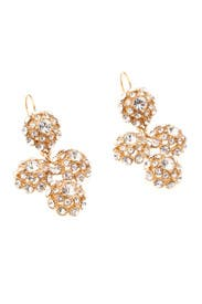 Putting on the Ritz Chandelier Earrings by kate spade new york accessories