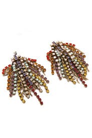 Cecile Lena Earrings by Dannijo